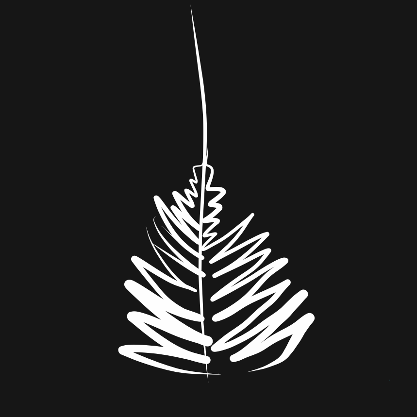 The CONIFERN LOGO represents two authentic Cascadian symbols: the Conifer and the Fern.   The image resembles a  conifer  tree in two stages, both the small immature cone and the large mature tree.  It also resembles the pinnate blades of the  fern , which contrasts with the sturdy structure of the conifer tree with its soft green foliage and flexibility.  This image is a reminder that great landscape design exists as a dynamic, balanced relationship between fundamental, contrasting forces.