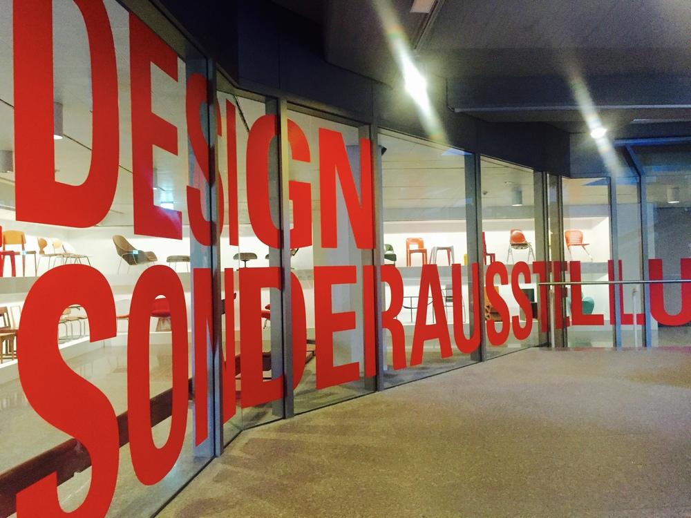 Stolz präsentieren wir unser erstes Museums-Stück -  Im Museum für Kunst und Gewerbe  vom 30.03 bis zum 27.04.2016   in Berlin !