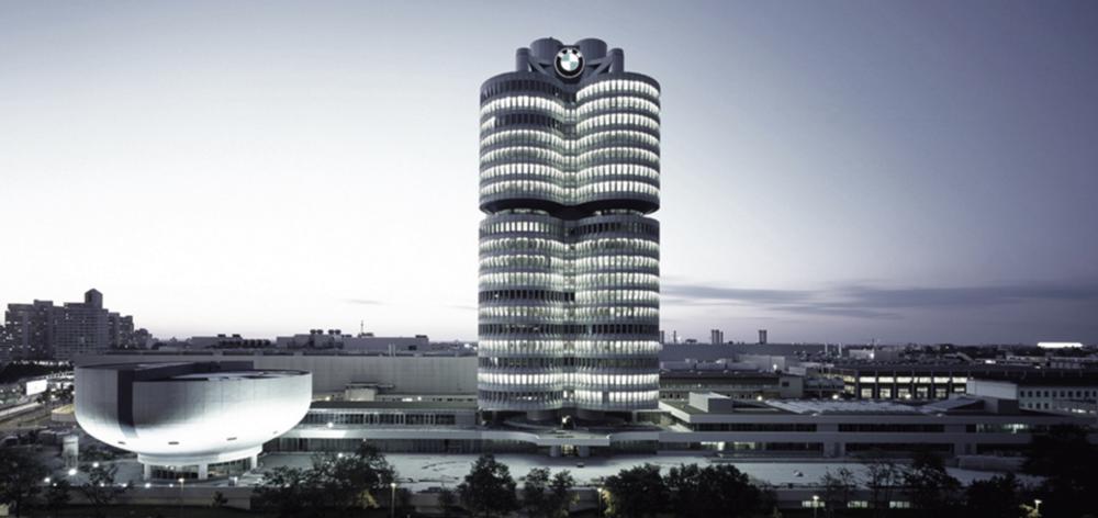 BMW HOCHHAUS AREAL - ARCHITEKTEN SCHWEGER PARTNER