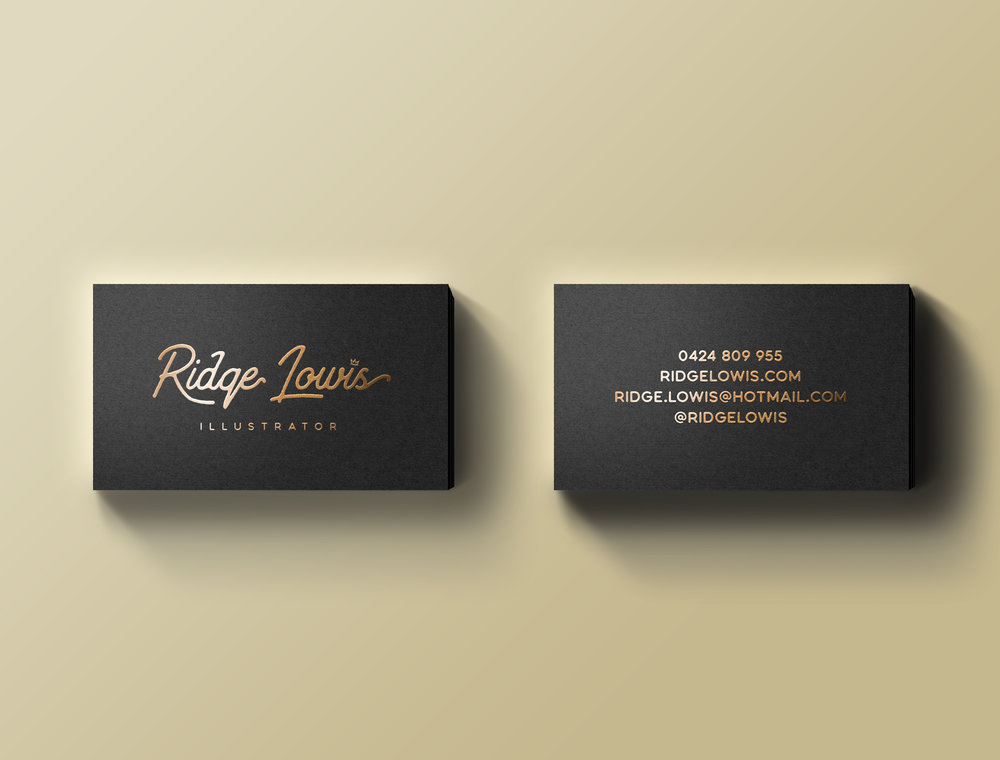 businesscards ridge