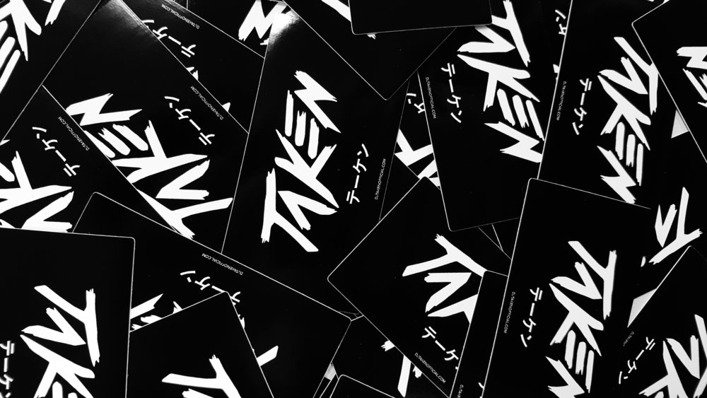 taken-sticker-katakana
