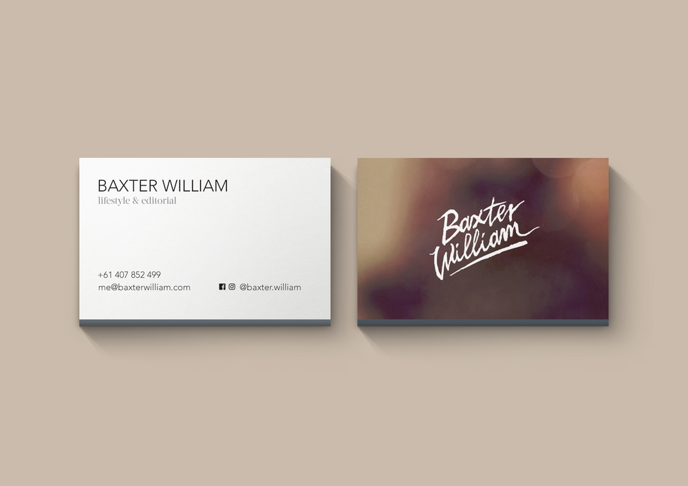 BaxterBusinessCards