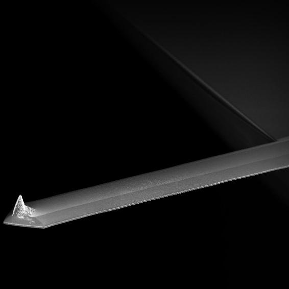 Standard AFM Cantilever Design
