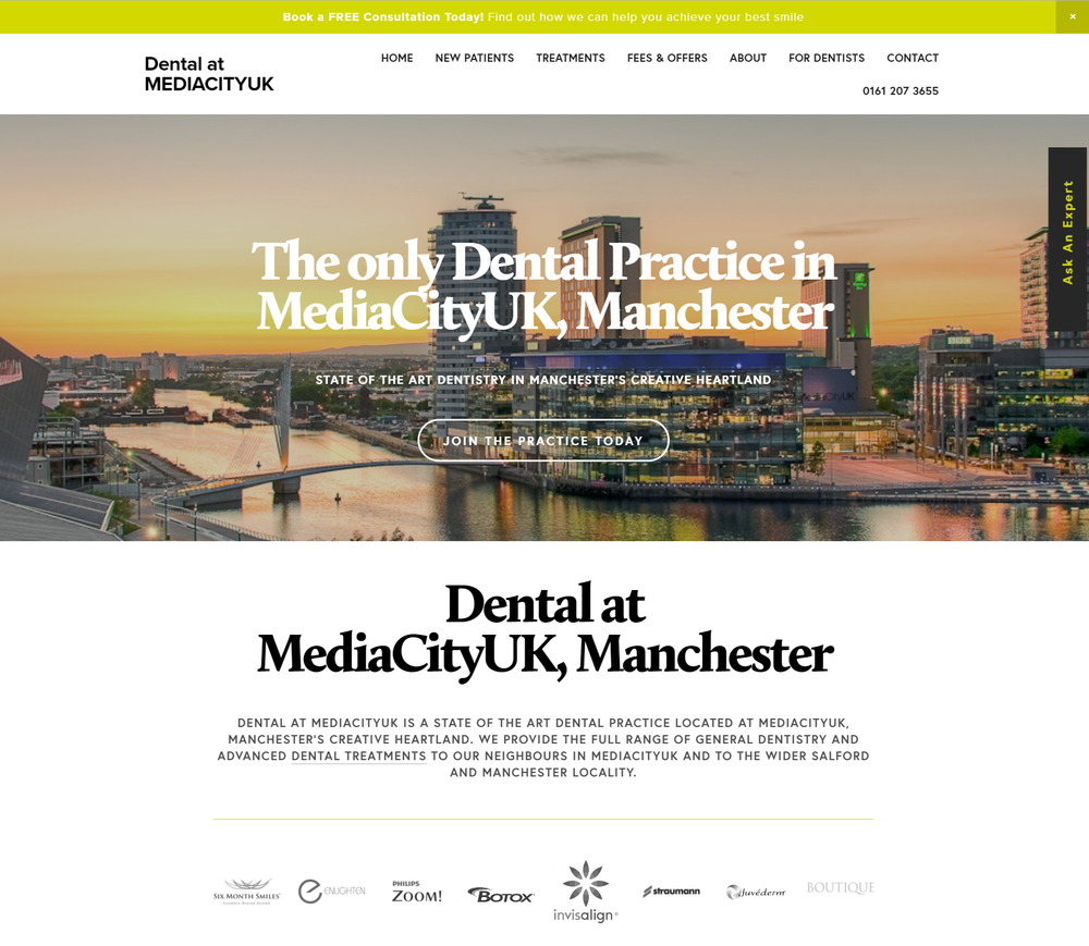 Dental at Media City