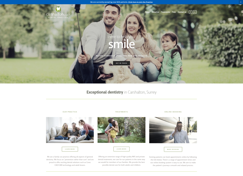 Carshalton Park Dental