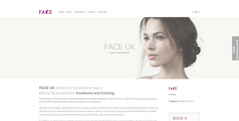 FACE UK