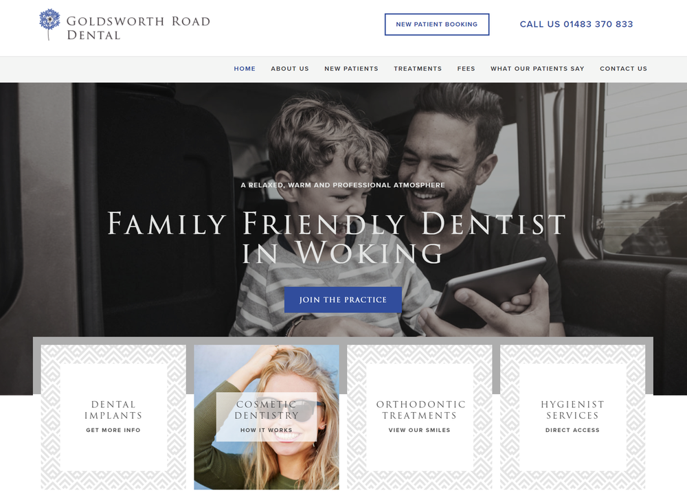 Goldsworth Road Dental