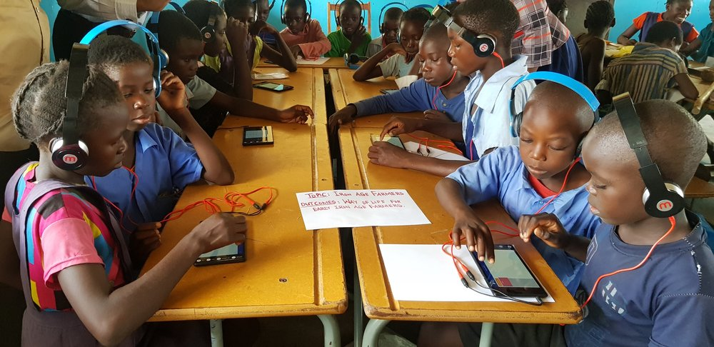 iSchool Impacts more lives, Partners up with Zayo Hub -