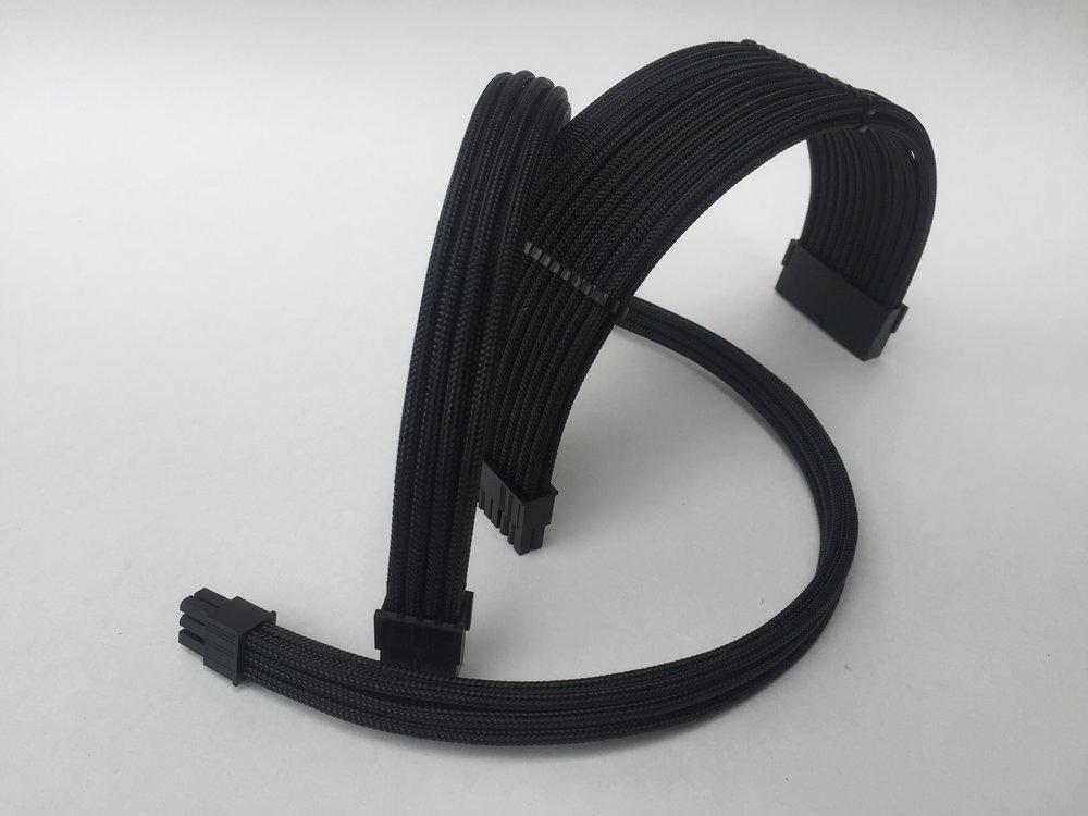 Black PET set