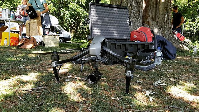 We were taking this little guy out for a flight today capturing shots for a short film. The i2 is such a powerful little number, especially shooting in Cinema DNG. . . #inspire2 #djiinspire2 #dji #drone #droneoperator #dronelifestyle #filmlife🎬