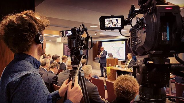 Yesterday we were filming a presentation at @sofitellondon in the Picadilly Room, organised by @champions.events . . . #captureeverything #multicamera #filmlife🎬