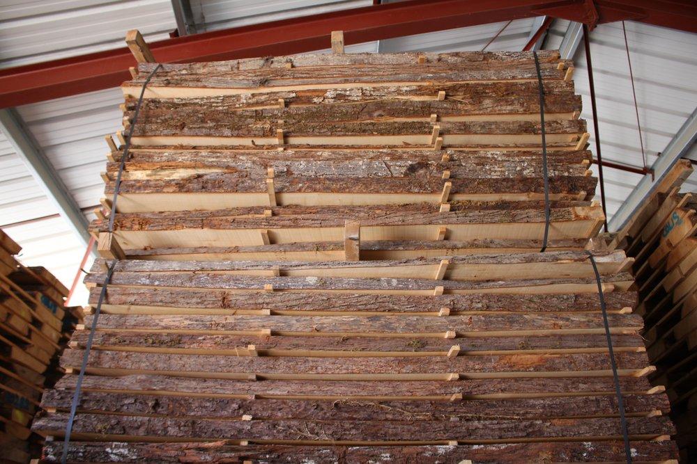 Séchage du bois