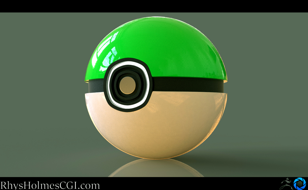 Model 2_Pokeball-Green_LED On_With Template.jpg
