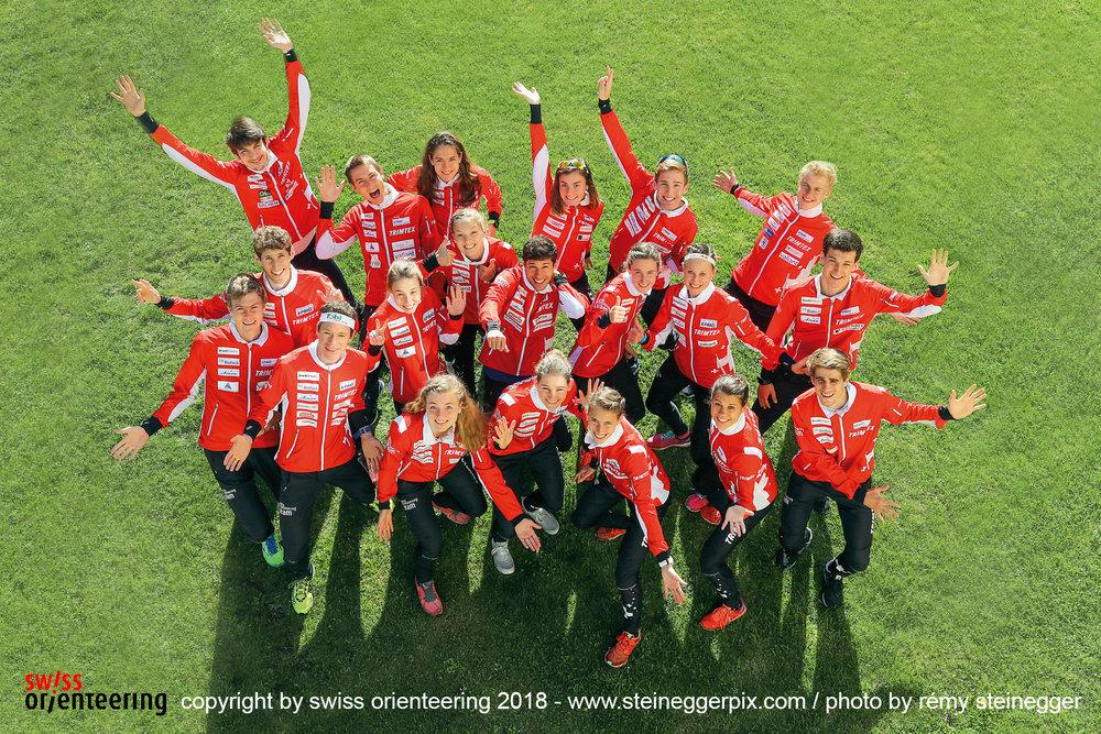 Das Schweizer Team ist ready für die EM!