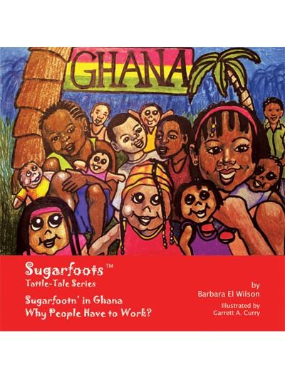 Book Cover Ghana