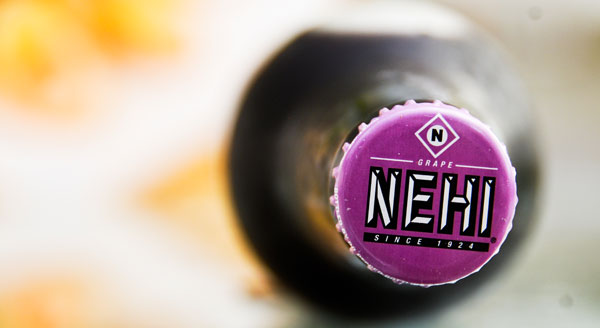 nehi bottle