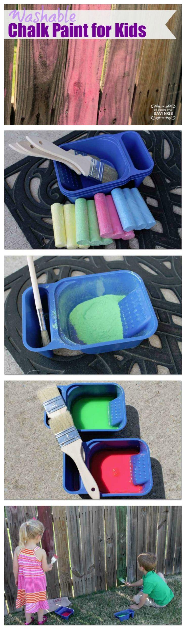 washable chalk paint