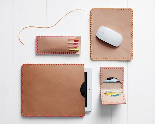 DIY-Leather-iPad-Sleeve-1