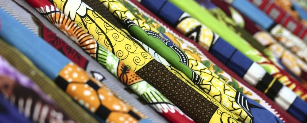 Our fabrics are bursting with COLOR!