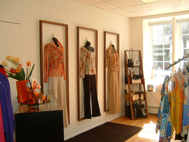 Boutique Interior Design, Retail Display, Space Planning