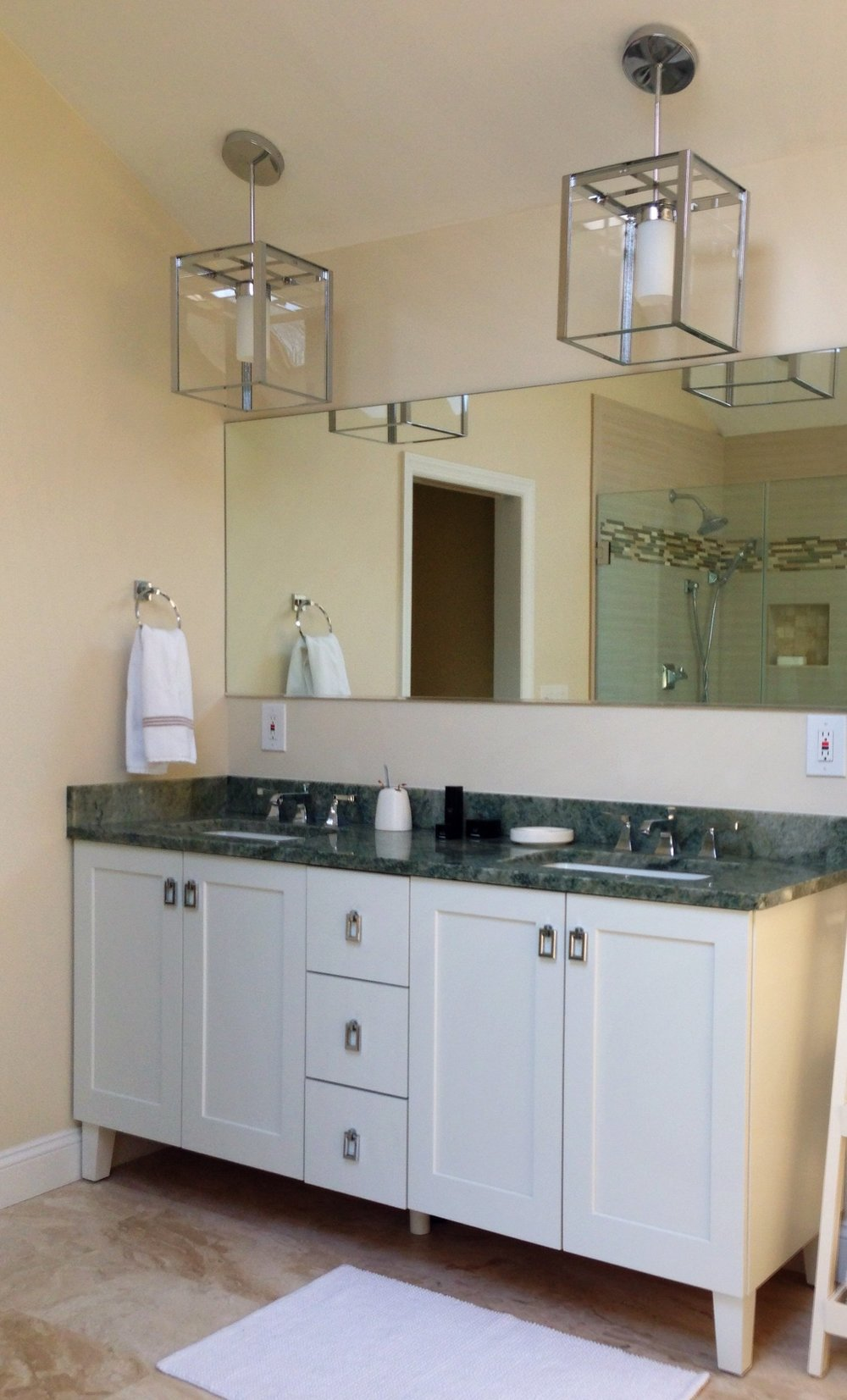 Commack / Smithtown newly designed and constructed Master Bathroom