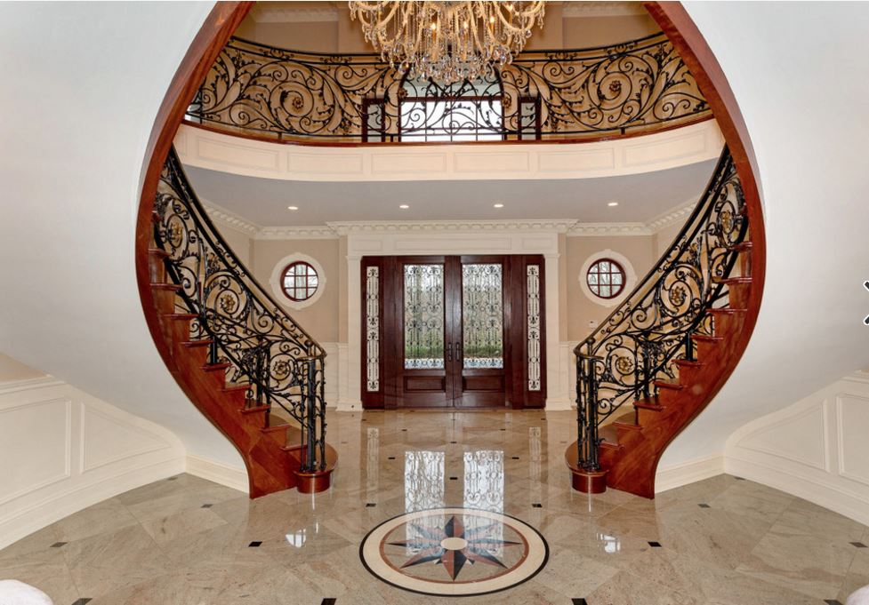 Upper Brookville Grand Foyer