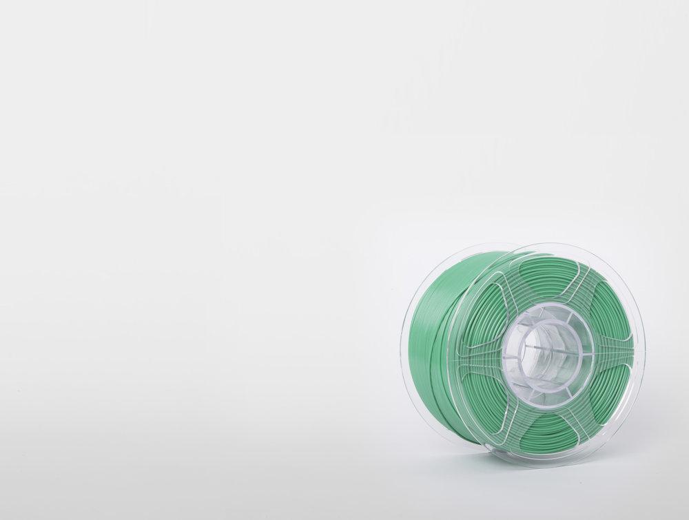 3d Printer Filament Pla Green 1.75mm 1kg 200g Standard Print Co. 3d Printer Consumables 3d Printers & Supplies