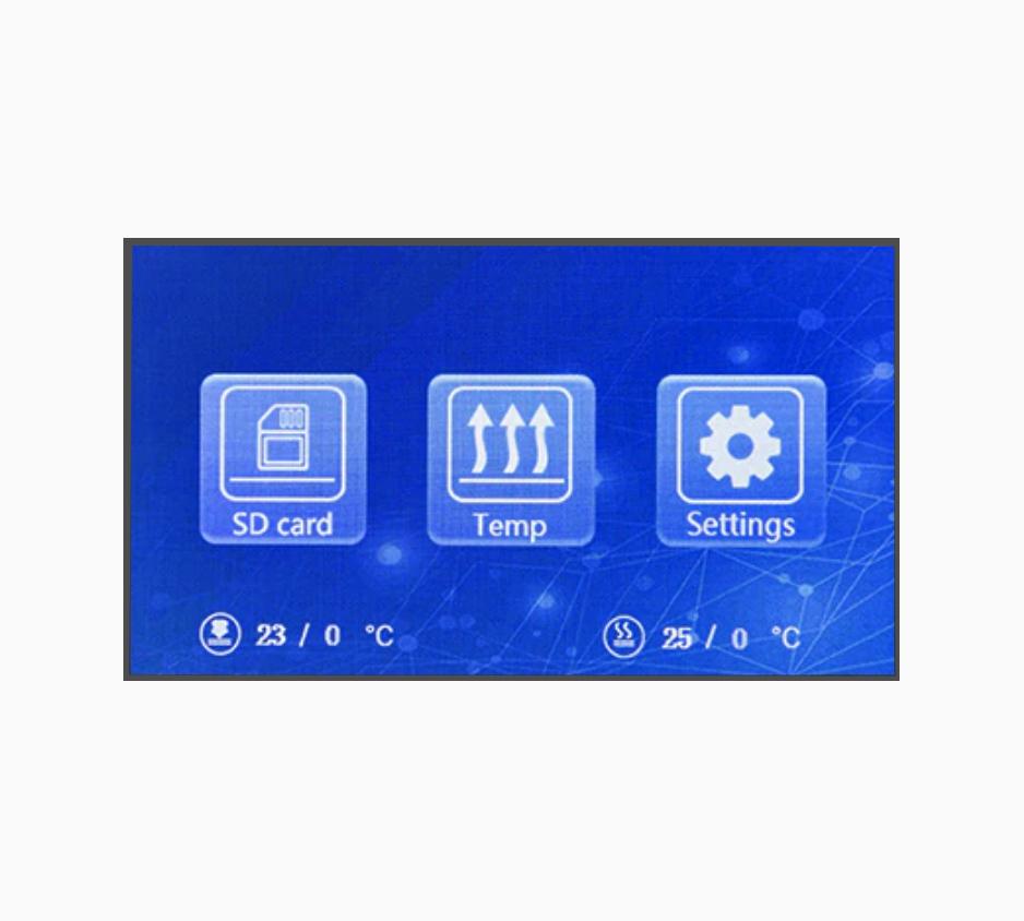 Standard Print Co - CR10S PRO LCD Touch Screen #fafafa.jpg