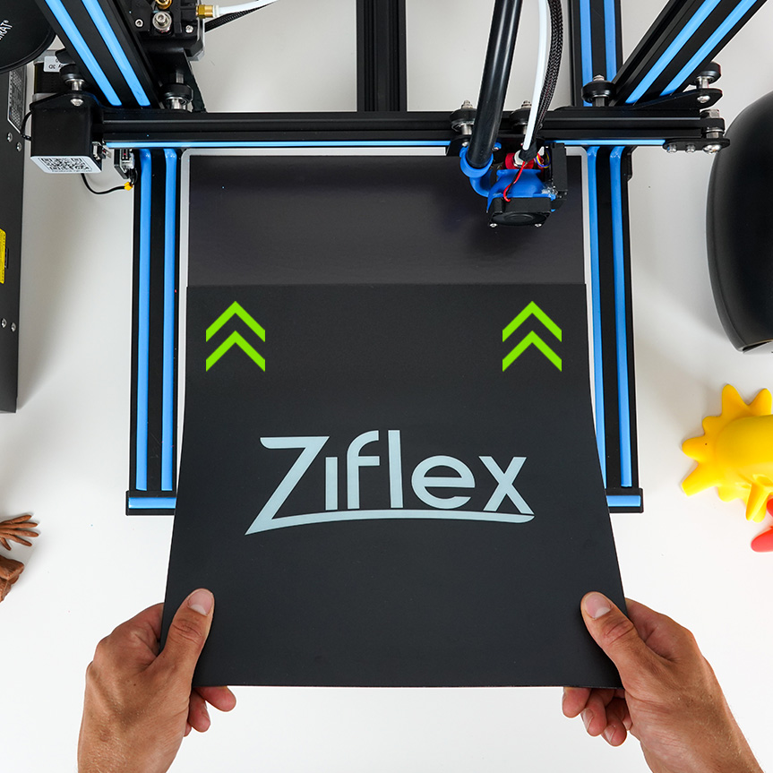 Standard Print Co. - Ziflex 3D Printer Build Surface Magnetic .jpeg