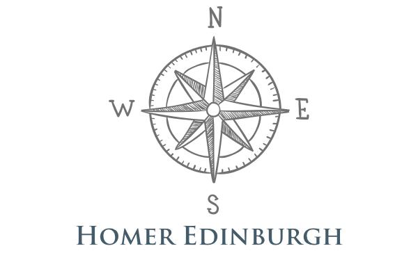Homer Edinburgh Location