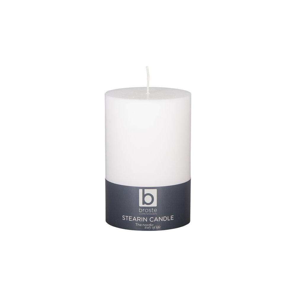Pillar candle £5