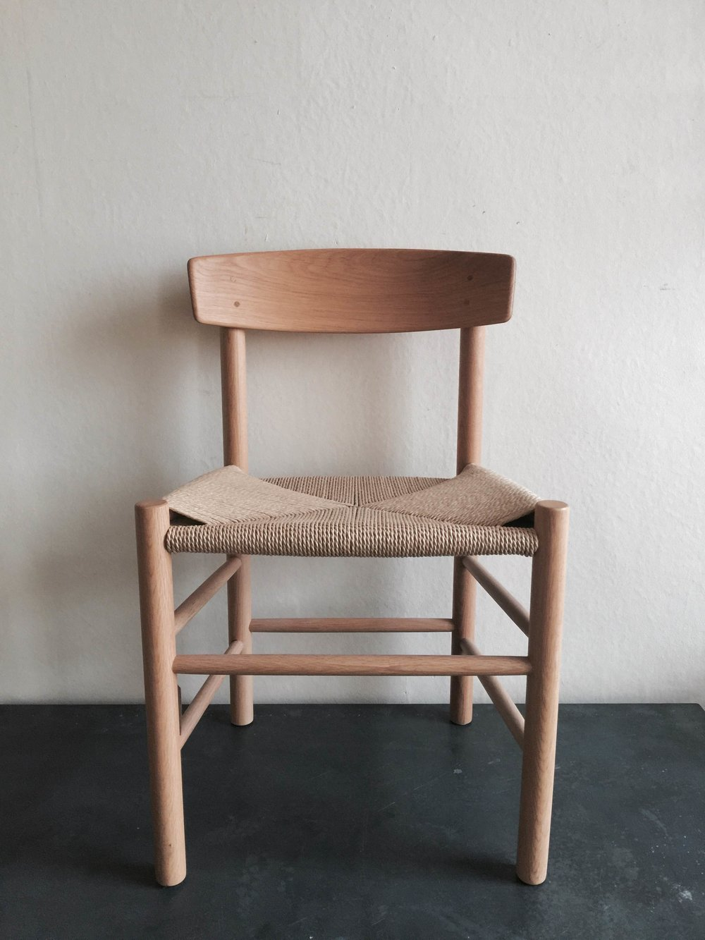 Oak Chair with Jute Seat £165.JPG