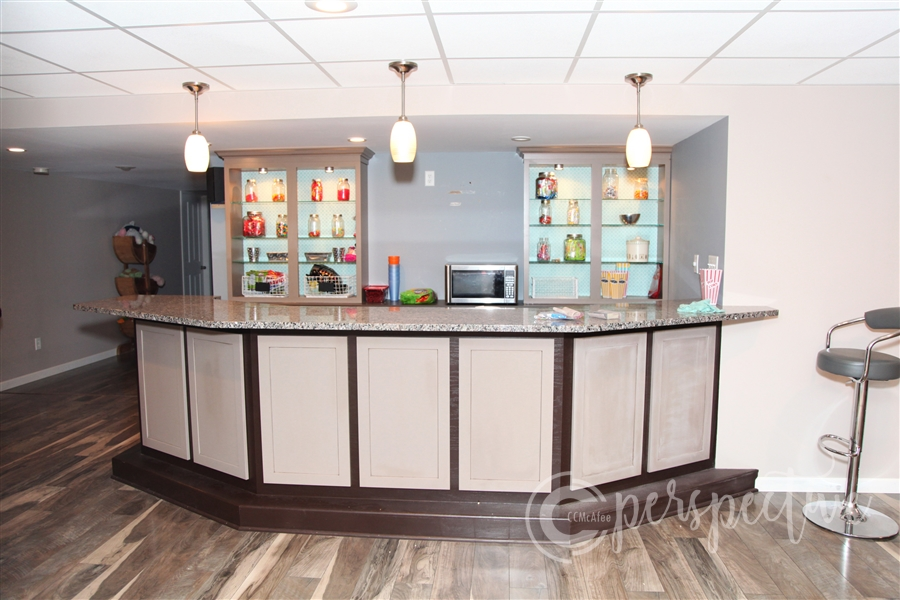 basement candy bar
