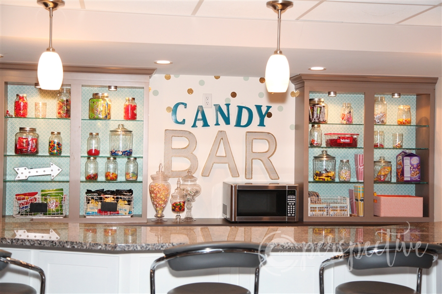 basement candy bar