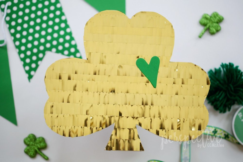 diy st patricks day craft