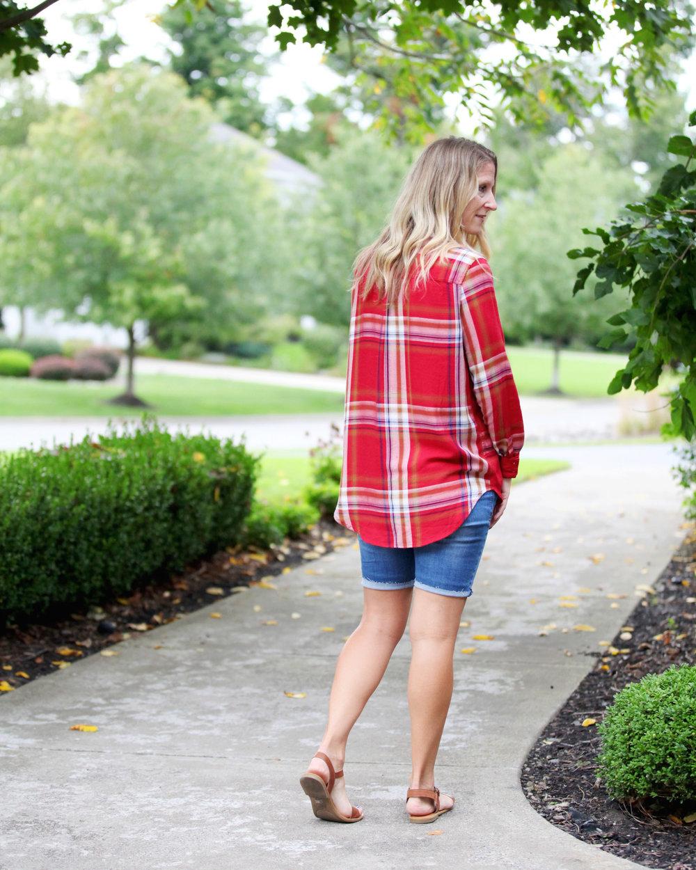 warm fall style