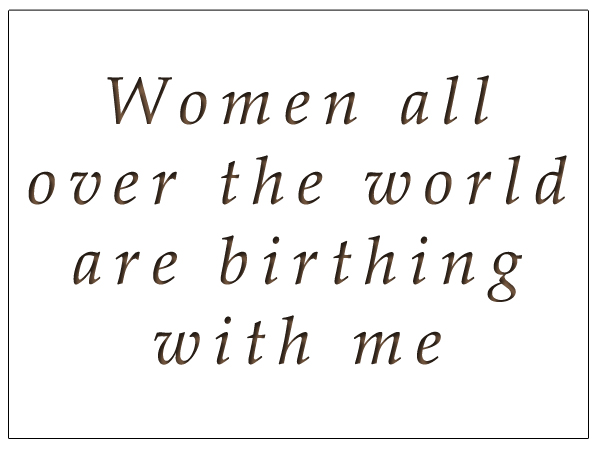 Birth Affirmation 7