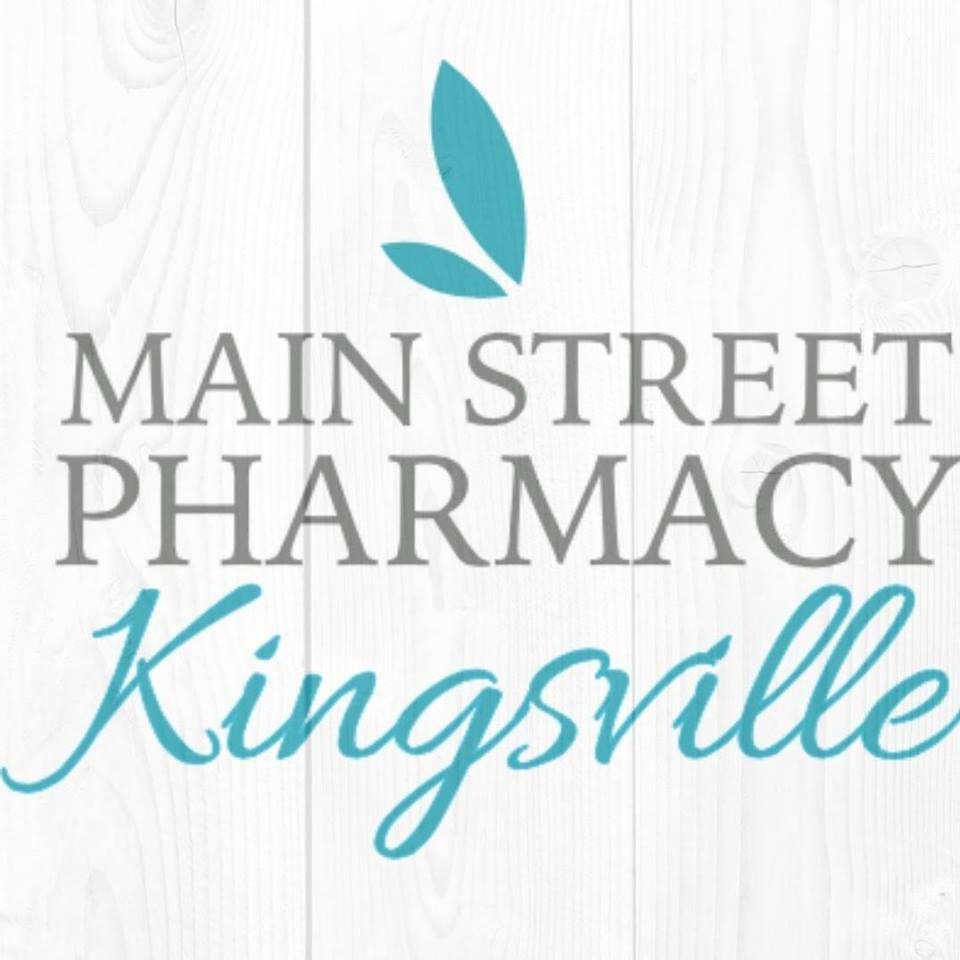 Main Street Pharmacy & Wellness Centre 19 Main Street W. Kingsville, ON