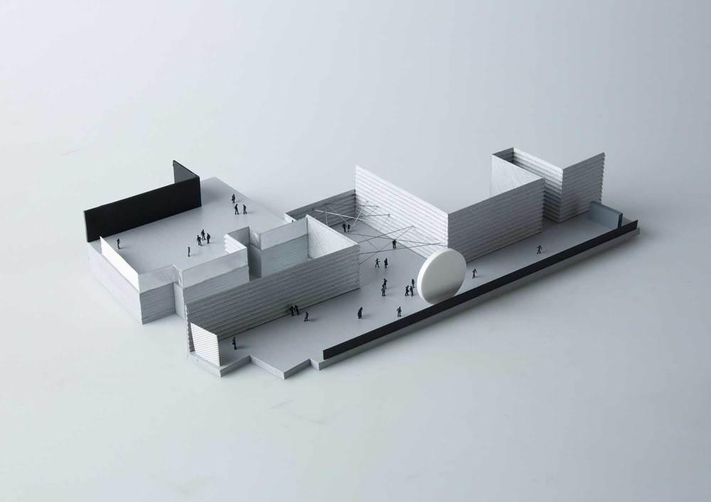 Временный объект ЭМА. Mock-up model