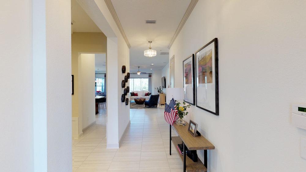 The Crandon -  Model Home