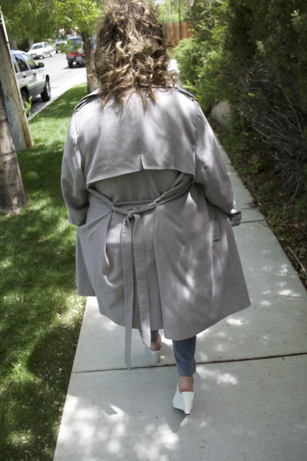 ASOS curve, plus size jeans, plus size jacket, forever 21 plus size, wedges, plus size trench coat