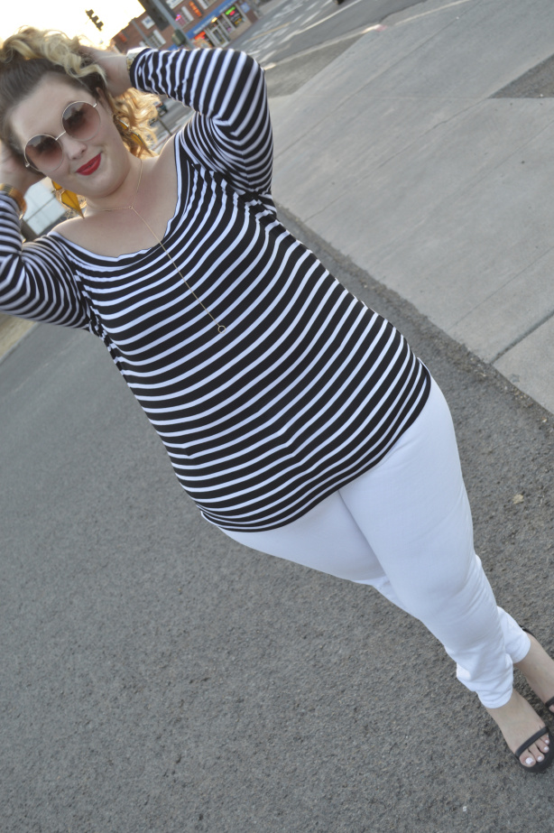 asos, plus size clothing, plus size denim, white pants, asos curve, plus size clothing, plus size denim, white pants