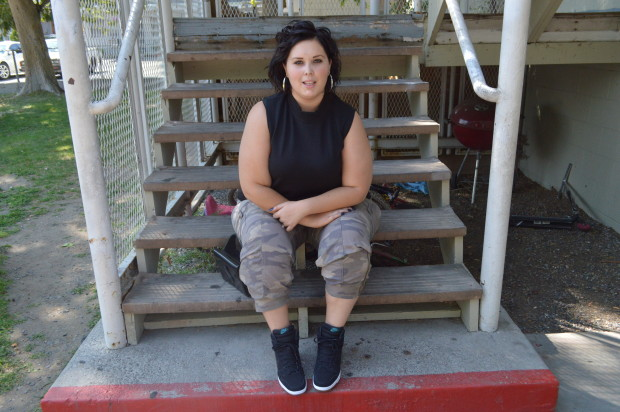 lane bryant, plus size clothing, plus size blog, nike, plus size camo pants