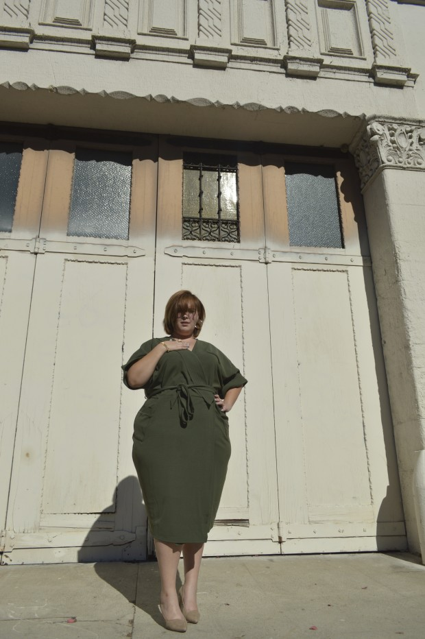 plus size dress, asos curve, plus size blogger