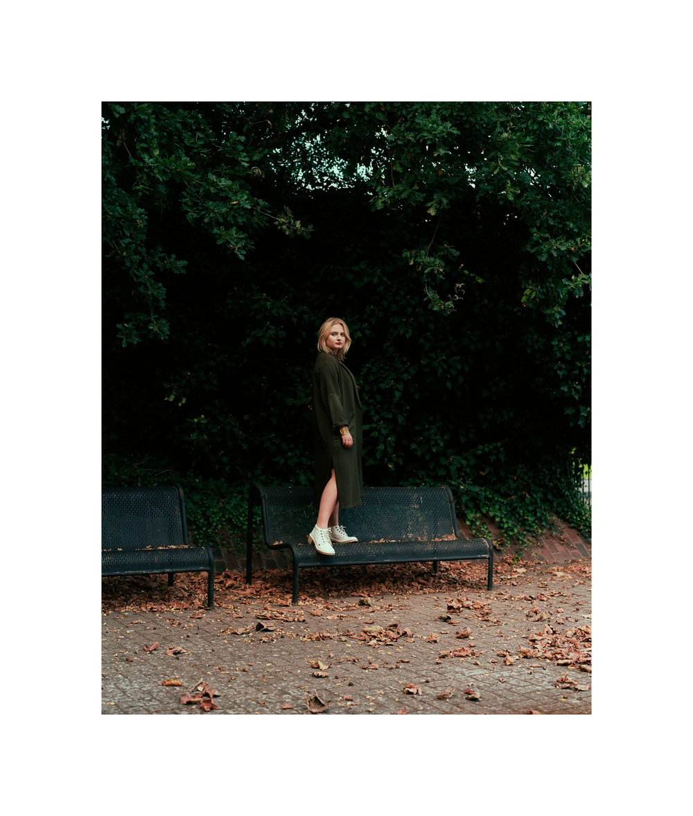 Låpsley for The Fader