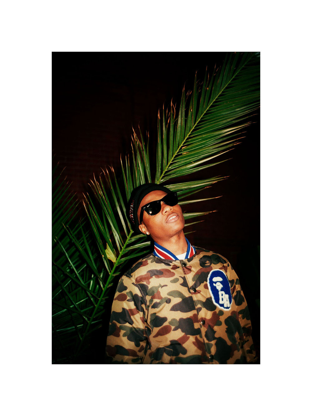 Wizkid for The Fader
