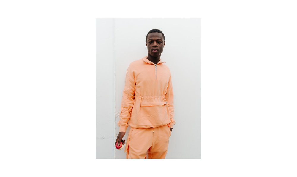 J Hus for The Fader