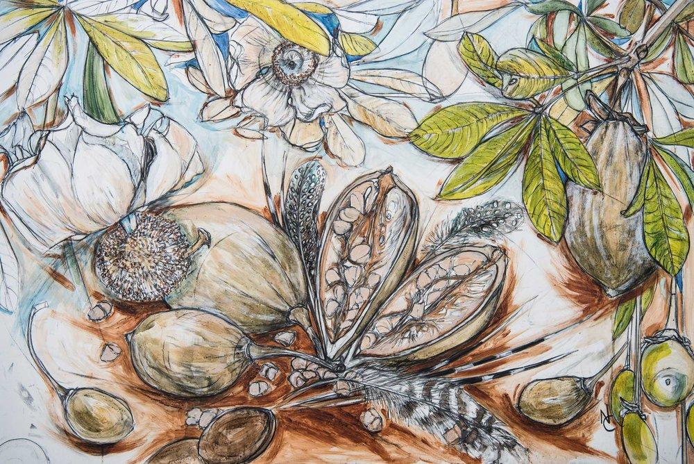 Baobab Artwork