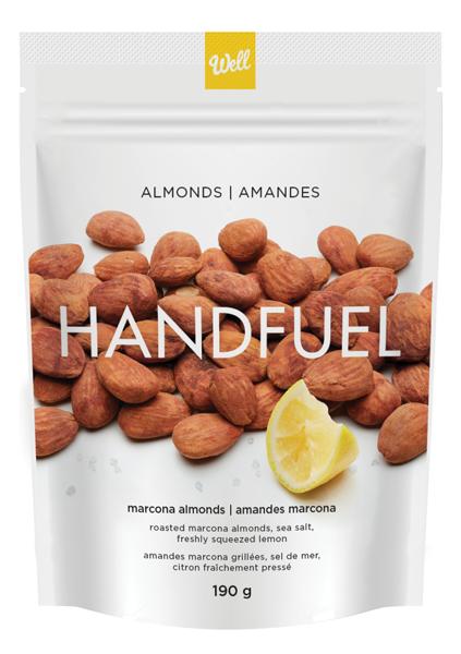 ALMONDS | AMANDES