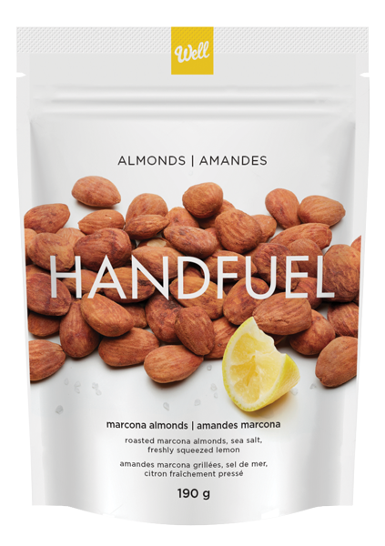 Handfuel Almonds